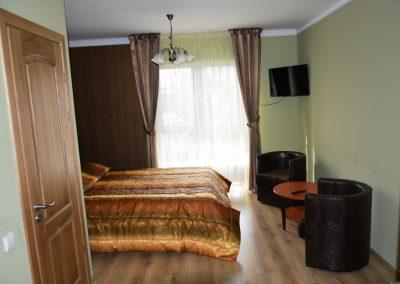 Dvivietis geresnis kambarys - ŽUPĖ